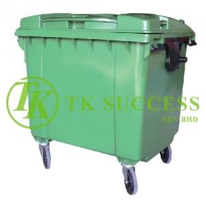 Mobile Garbage Bin 660 Litres