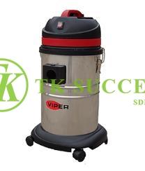 VIPER Stainless Steel Wet & Dry Vacuum 35 Liter (Denmark)
