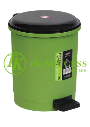 Step On Pedal Bin 10L