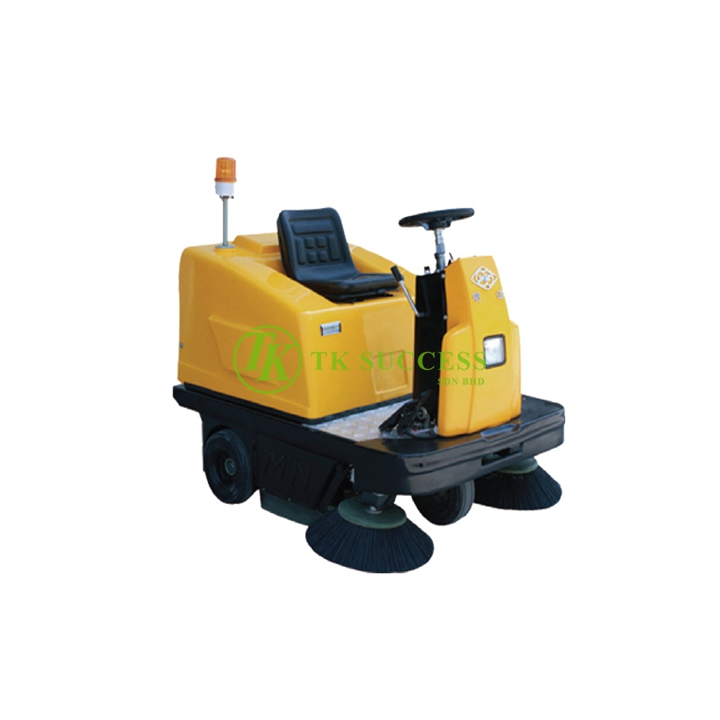 SAPU RIDE ON FLOOR SWEEPER C200