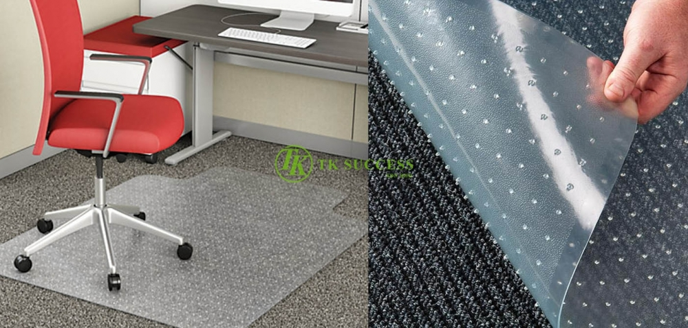 Chair Mat Studded (For Carpet Flooring)
