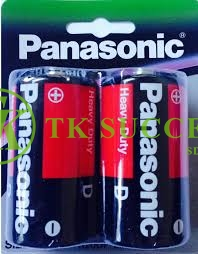 Panasonic Heavy Duty Battery Size D