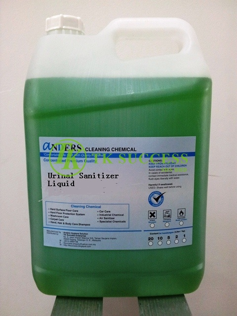 Anders Urinal Sanitizer Liquid