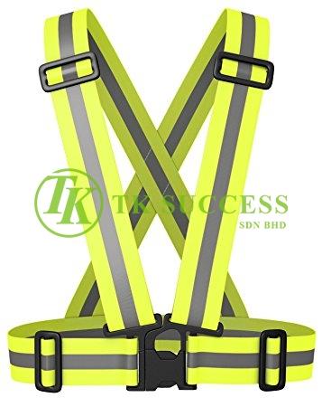 Safety Vest X Shape