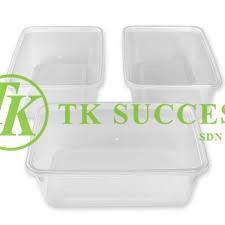 Rectangular Food Container 1000