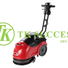 VIPER Small Scrubber Dryer AS380 Battery