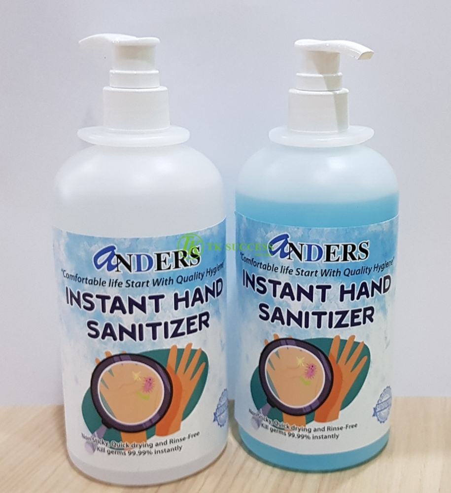 Anders Instant Hand Sanitizer (500ml)