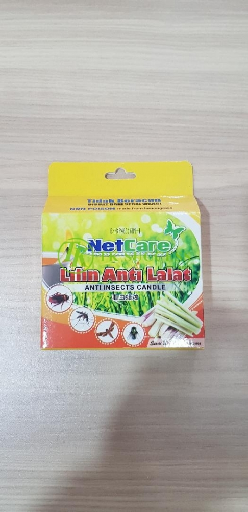 Netcare Serai Wangi Lilin Anti Lalat and Insect 70