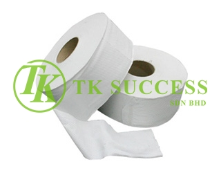 Anders Jumbo Roll Tissue 130 (Virgin Pulp)