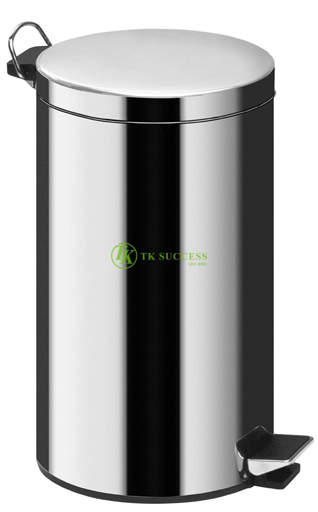 Stainless Steel Pedal Bin Normal 20L