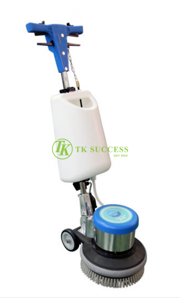 Kenju Mini Floor Polish Scrubber Machine 13