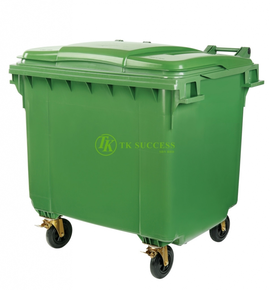 OTTO Mobile Garbage Bin 1100 Liter (EN840)