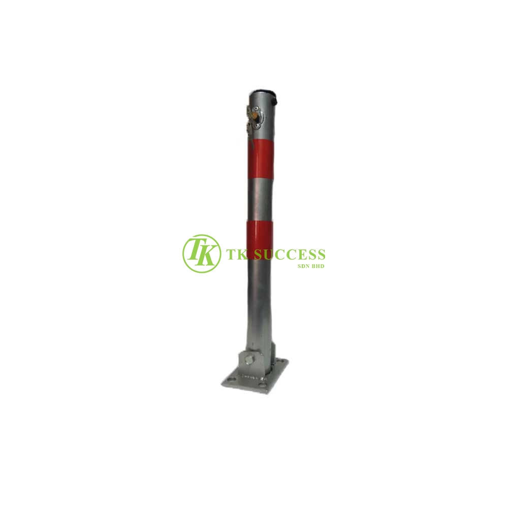 Adjustable Parking Pole (Silver)