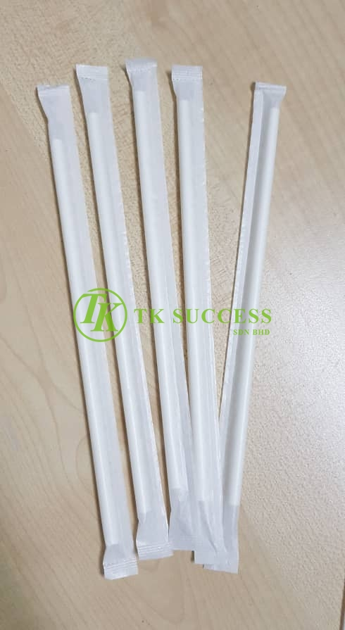 Wrap Paper Straw Biodegradable (1000pcs)