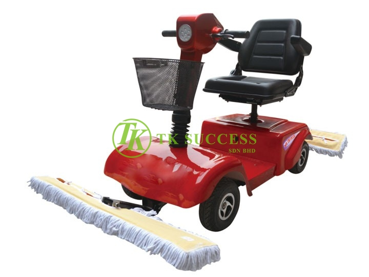 Kenju Electric Ride On Dust Cleaner