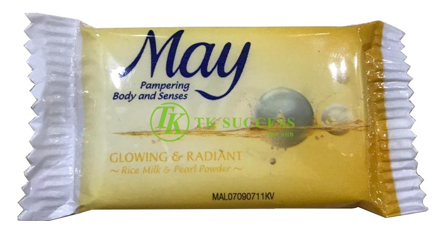 May Soap Bar