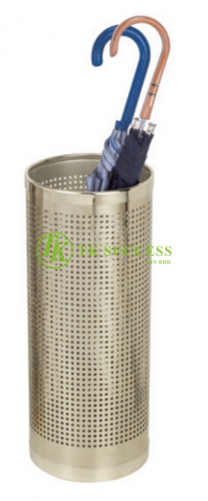 Stainless Steel Umbrella Bin