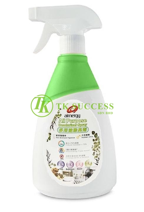 Airnergy All Purpose Deodorizer Spray 500ml