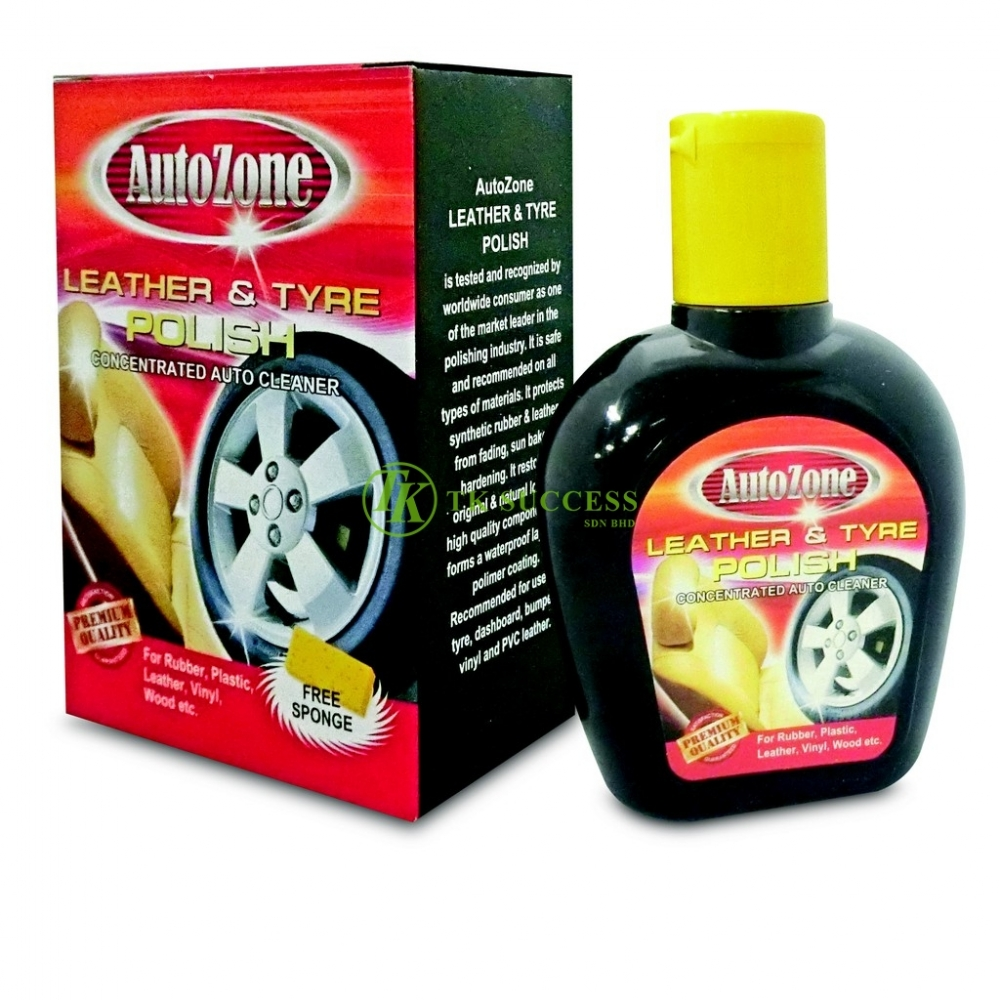 Autozone Leather & Tyre Polish