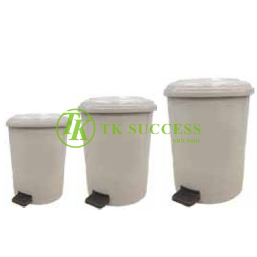 Round Step On Bin 10L, 18L, 35L