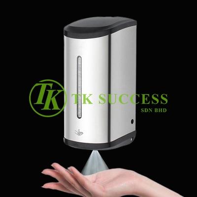 Anders Stainless Steel Auto Hand Sanitizer Liquid Dispenser 850 (Mist Pump)