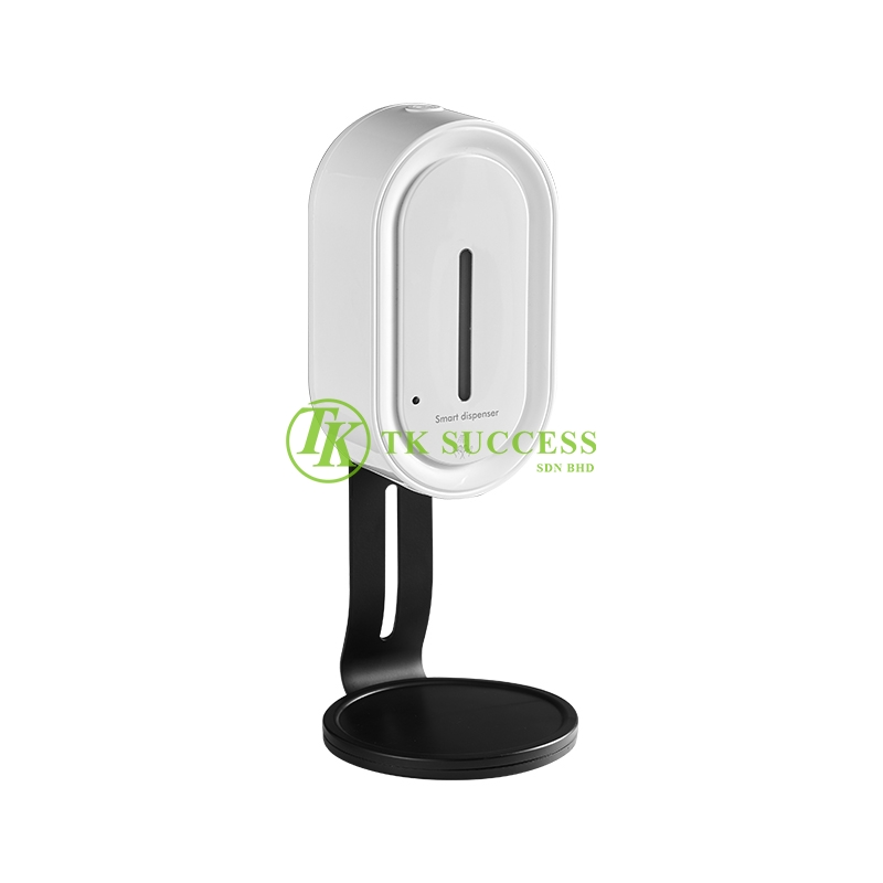 Anders Auto Hand Sanitizer Gel / Hand Soap Dispenser with plate (Table Top)