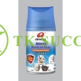 Airnergy Auto Disinfectant Spray 250ml (For Auto Aerosol Dispenser)