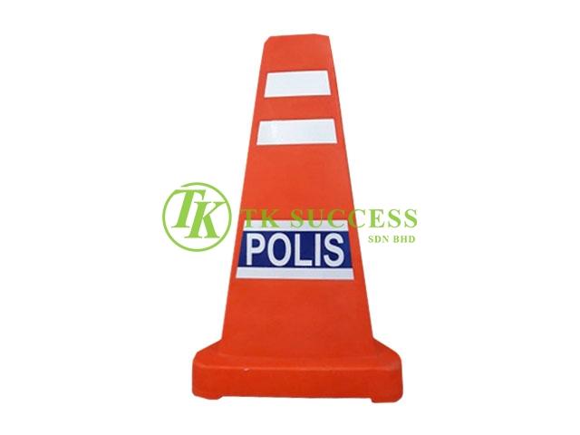 Triangle Cone (Polis) Heavy Duty