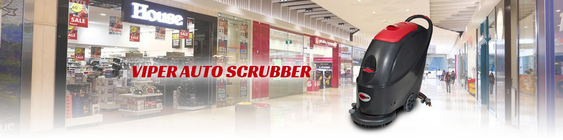 Viper Auto Scrubber